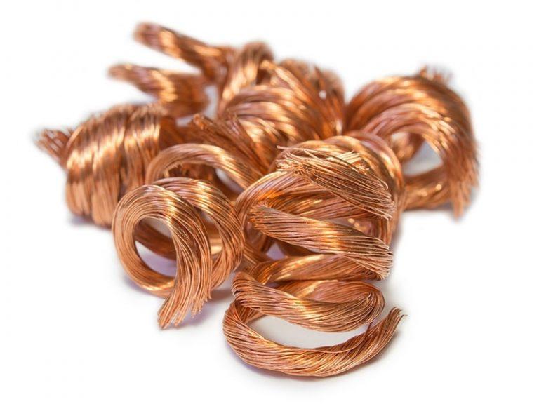 Cordas de Cobre