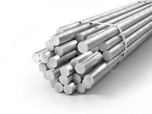GDRW Vergalhão de alumínio